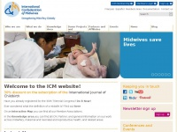 internationalmidwives.org Thumbnail