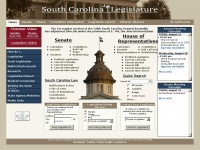Scstatehouse.gov - South Carolina Legislature Online