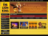 The Lion King | Disney's Award-Winning Musical