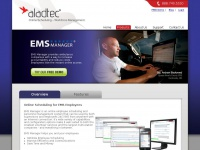 EMS Scheduling - Online Employee Scheduling Software For EMS and Ambulance Companies
