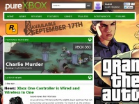 Xbox One News, Xbox 360 Reviews, Features, Screenshots & Trailers - Pure Xbox