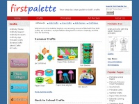Kids' Crafts | Fun Craft Ideas | FirstPalette.com