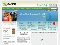 canfit.org Thumbnail