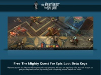 themightyquestgame.com