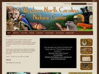 wncnaturecenter.com