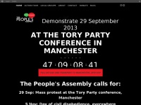 Thepeoplesassembly.org.uk