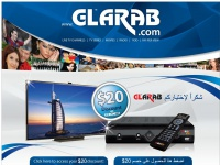 Glarab.com - Arabic TV | Arab News TV, Arab Films, Arabic Sports and Talk Shows