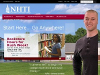 Start Here... Go Anywhere! | NHTI - Concord's Community College