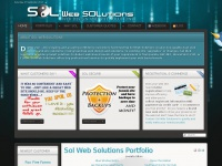 Sol Web Solutions :: Web Design and Site Solutions - Los Alamos Web Design, Albuquerque web design, Search Engine Optimization, E-commerce, Santa Fe Web Design, Joomla, Email Marketing