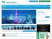 Find A Tax Advisor | Find Tax Professional | Find Tax Advisor | TaxConnections