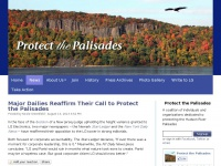 Protectthepalisades.org