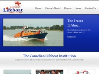 canadianlifeboatinstitution.org Thumbnail