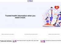 Cfah.org