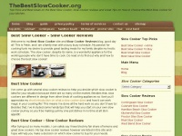 Thebestslowcooker.org