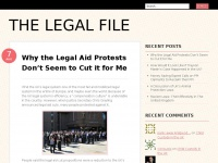 The Legal File