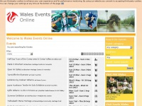 waleseventsonline.co.uk