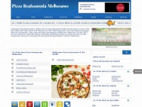 pizzarestaurants.com.au