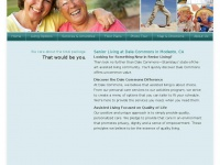 Modesto Senior Living | Dale Commons in Modesto, CA 95356