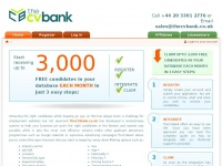 Thecvbank.co.uk