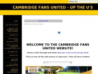 cambridgefansunited.org