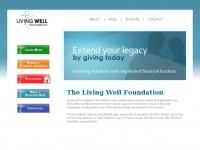 living-well-foundation.com