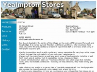 Yealmptonstores.co.uk
