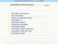 christopher-and-long.com