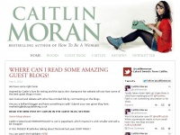 caitlinmoran.co.uk Thumbnail