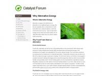 catalystforum.org.uk Thumbnail
