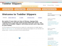 Toddlerslippers.org