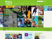 womenssportsfoundation.org Thumbnail