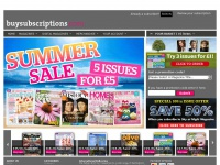 Magazine Subscriptions - BuySubscriptions.com - BBC Magazines and other great titles - Buy Subscriptions