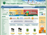 Thehealthstore.co.nz