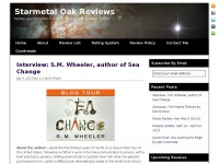 Starmetal Oak Reviews | fantasy, science fiction, historical fiction, and young adult book reviews