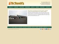 mcdonaldsfoodcenter.com