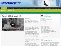 sanctuaryfirst.org.uk Thumbnail