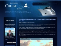 Cruise Law News : Maritime Lawyer & Attorney : James M. Walker : Walker & O'Neill Law Firm : Admiralty Law, Cruise Ship Accidents & Injuries