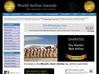 worldairlineawards.com