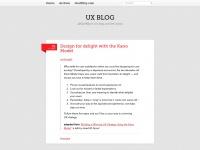 uxblog.co.uk Thumbnail
