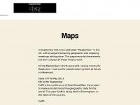 Maptember.org