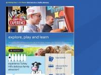 turkeyhillexperience.com