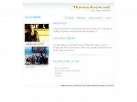 Thenandnow.net