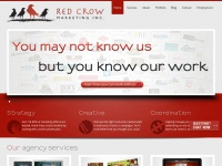 Web Design in Springfield MO by Red Crow Marketing | Advertising Agency, Website Design, Web Hosting, Online Marketing, SEO and More in Springfield, MO