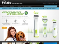 Osterpro.com - Oster Professional Products - Happy Pets, Happy People. Blades, Clippers, Trimmers, Tools, Shears, Bathing & Drying, Shampoo & Sprays, Accessories, Replacement Parts