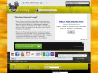 Movie Proxy - Download and watch in HD!