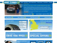 Cheap Car Tyres Warwickshire & London, UK - Just Tyres