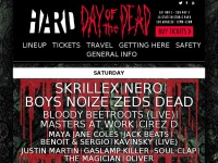 harddayofthedead.com