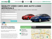DriveTime Columbus | Used Cars & Auto Financing For All Credit Types