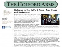 Theholfordarms.co.uk