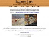 Byzantinechant.org